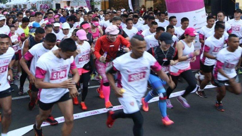 pink run edit