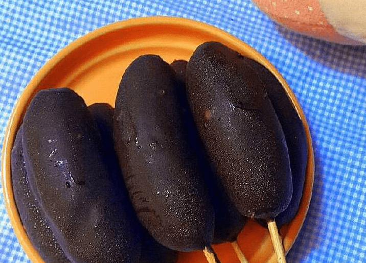 resep es pisang cokelat