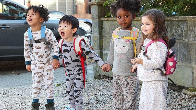 baju piyama untuk anak