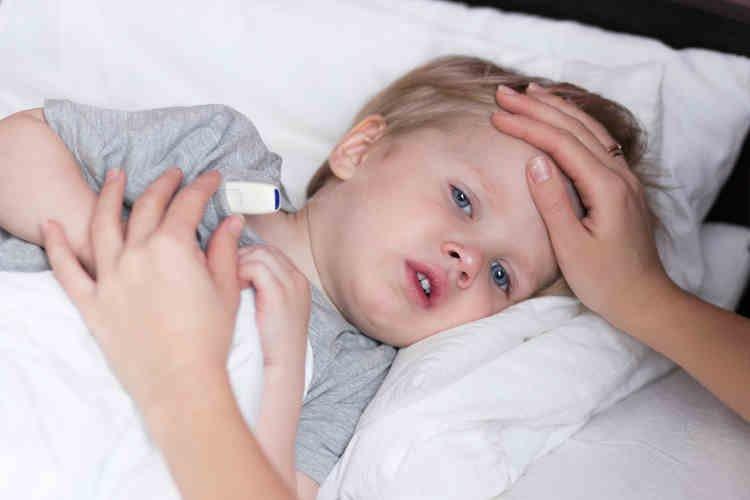 infeksi saluran pernapasan akut pada anak