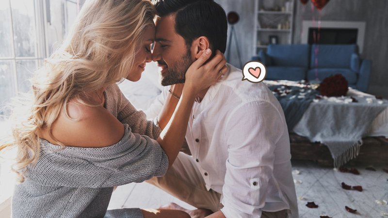 Dialog suami istri sedang berhubungan intim