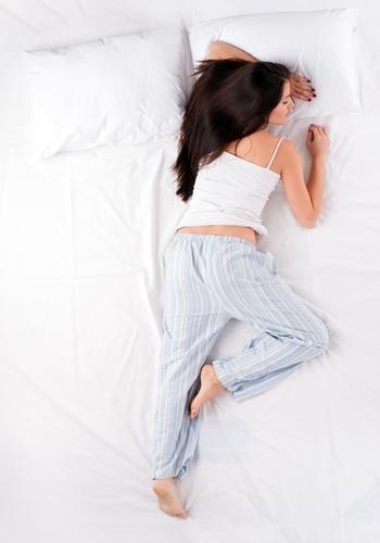 posisi tidur yearner