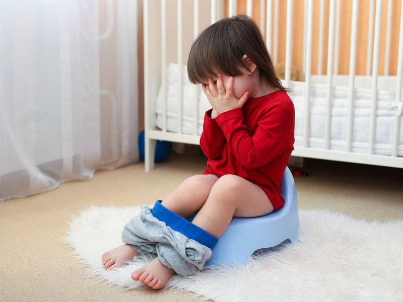 potty training problems and how to solve them