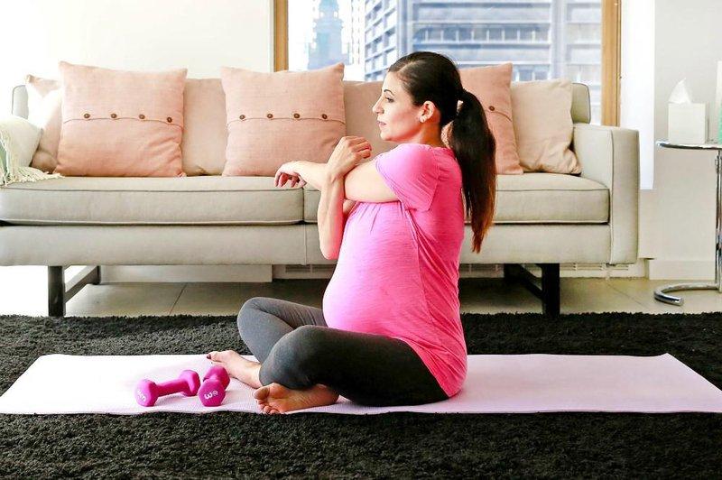 pregnancy workouts desktop