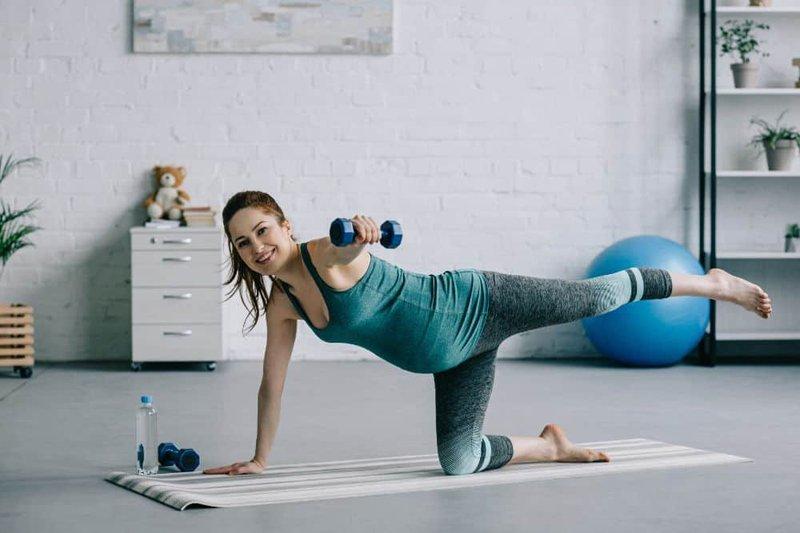 olahraga untuk program hamil