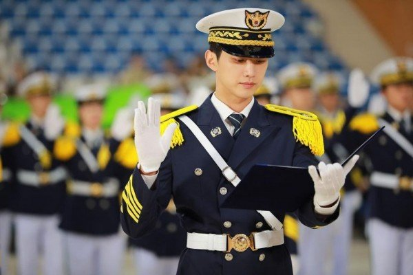 Jin Young - Police University