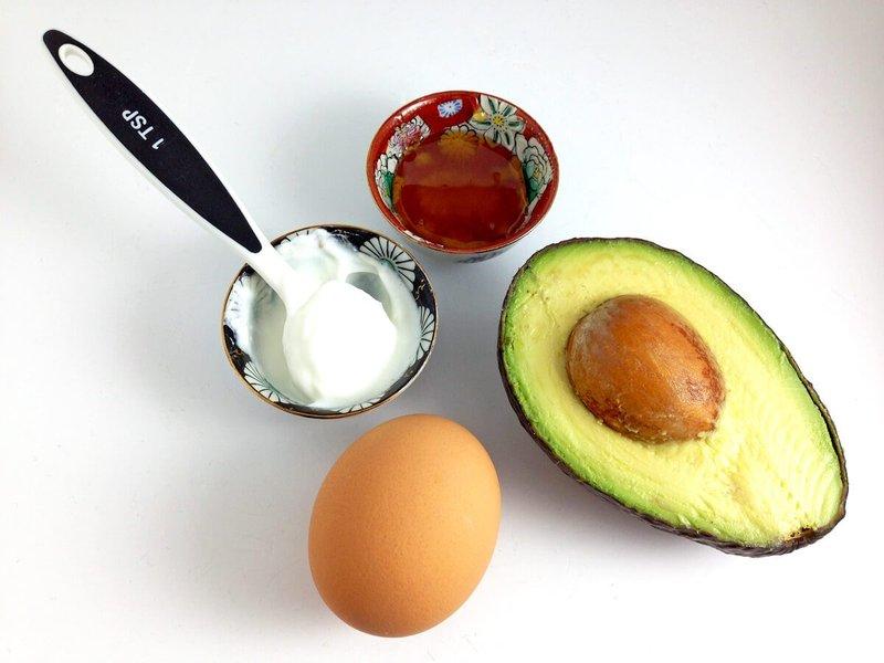 manfaat masker putih telur