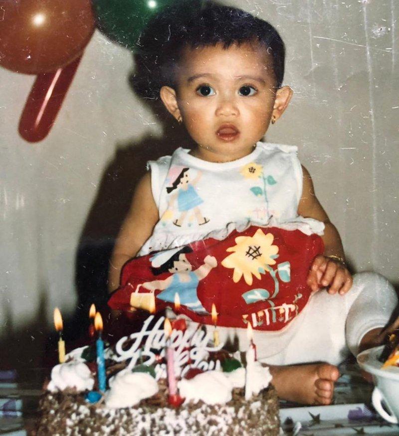 rachel vennya ulang tahun