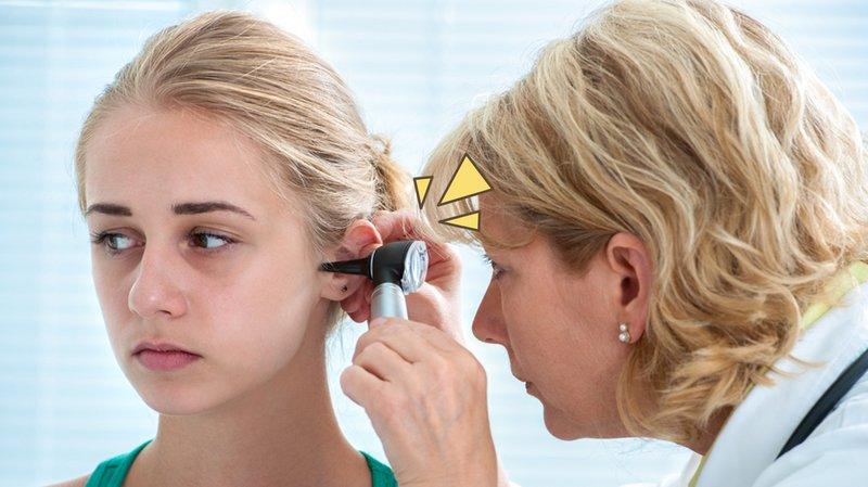 sakit telinga kiri