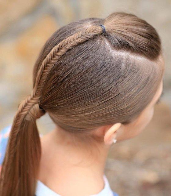 rambut anak rontok