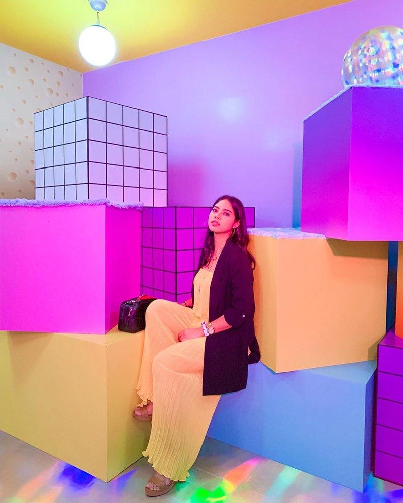 museum kekinian Rachel Vennya