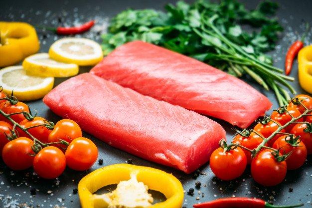 Ikan Tuna adalah komoditi utama di Gorontalo