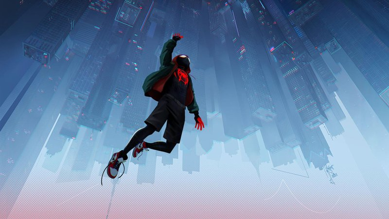 recensie spiderman into the spiderverse