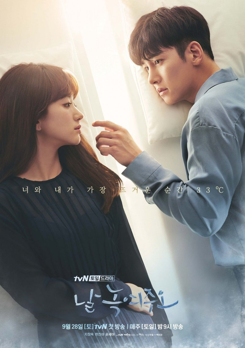 rekomendasi drama Korea Ji Chang-wook -Melting Me Softly.jpeg