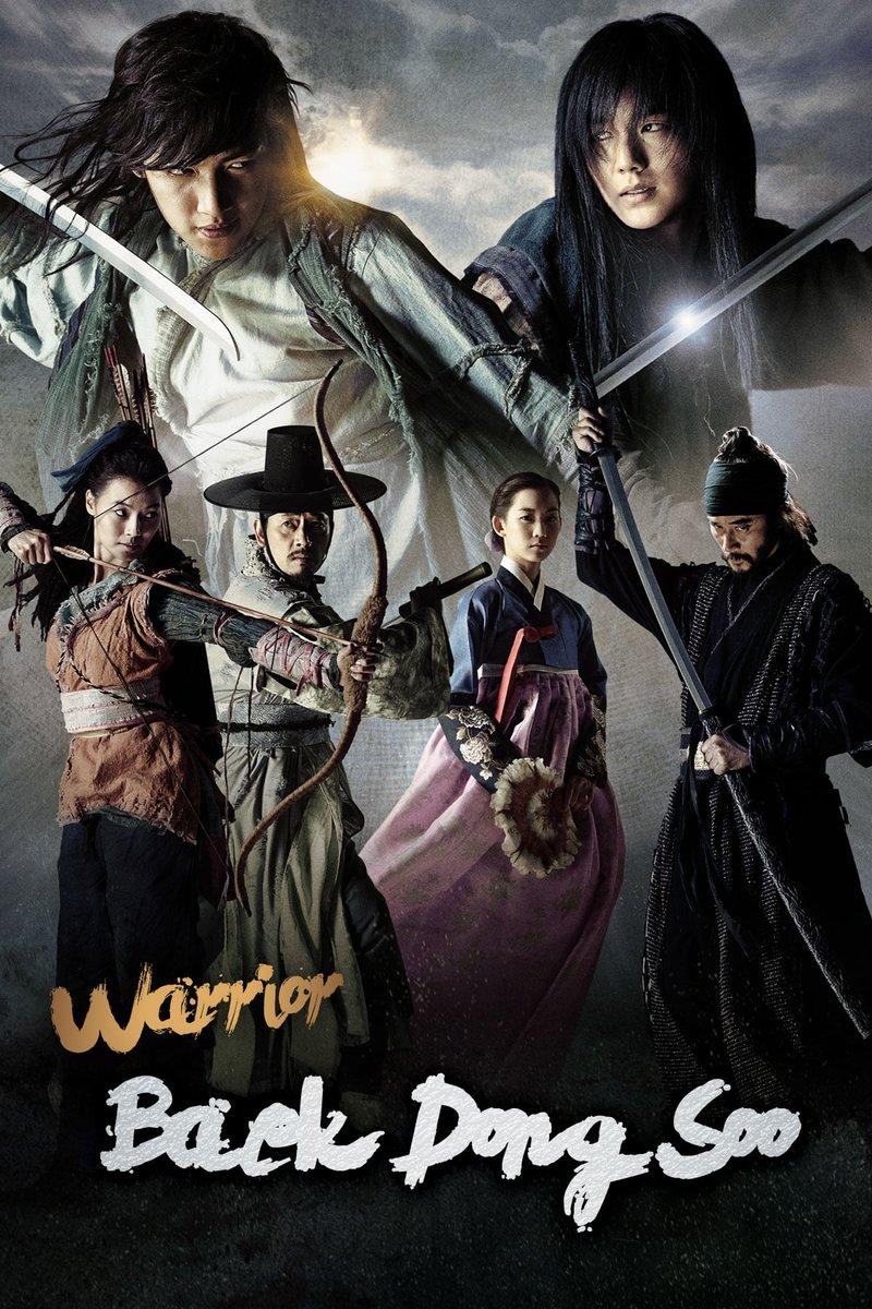 rekomendasi drama Korea Ji Chang-wook -Warrior Baek Dong-soo.jpg