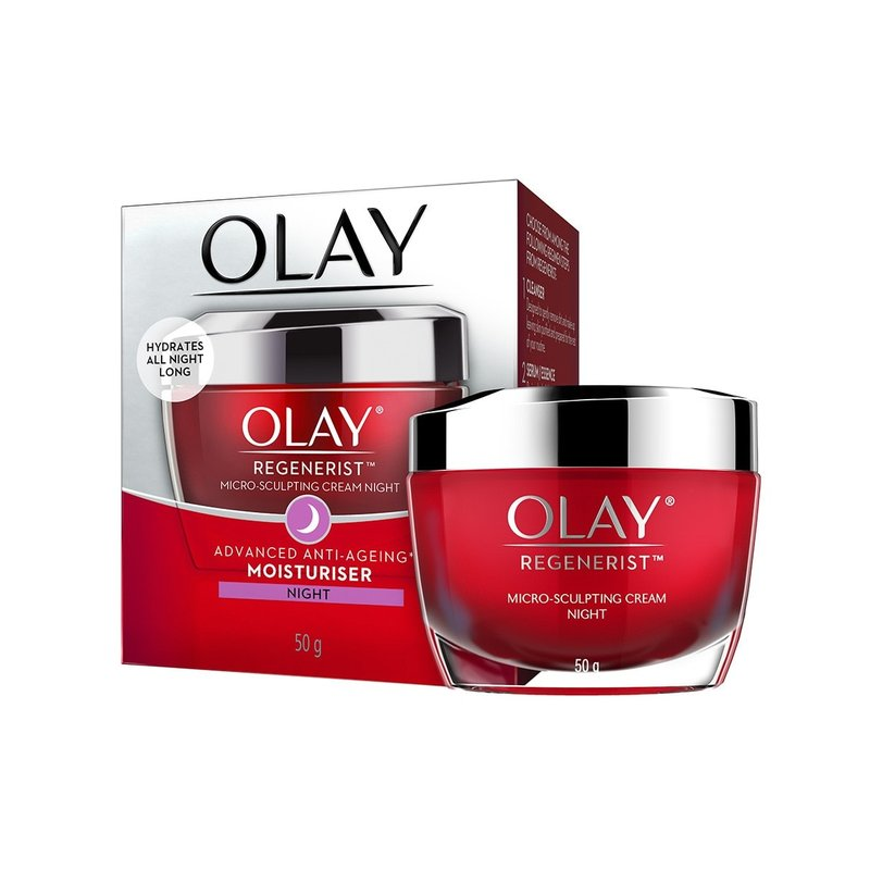 rekomendasi night cream-Olay Regenerist Micro-sculpting Cream Night.jpg
