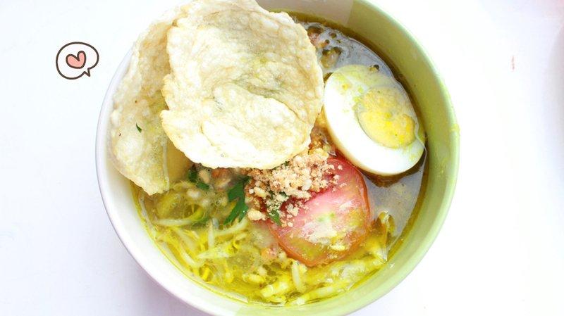 xx resep soto ayam kuning