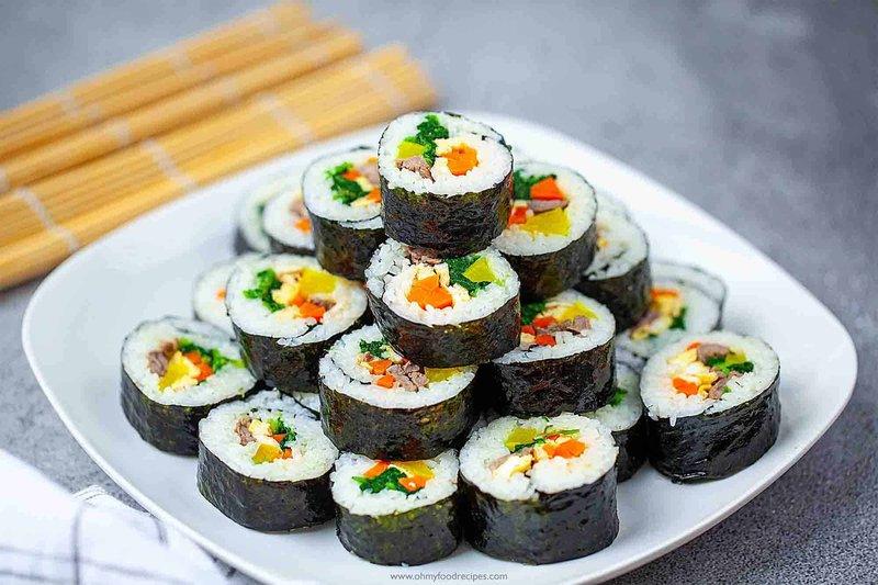 resep masakan Korea-kimbap klasik.jpg