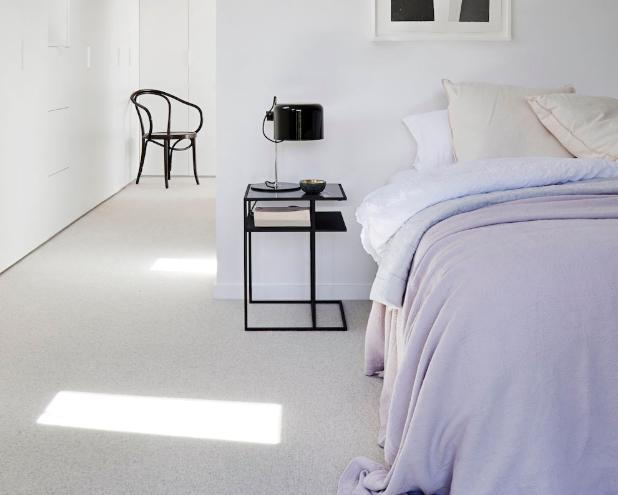 Warna pastel untuk kamar minimalis