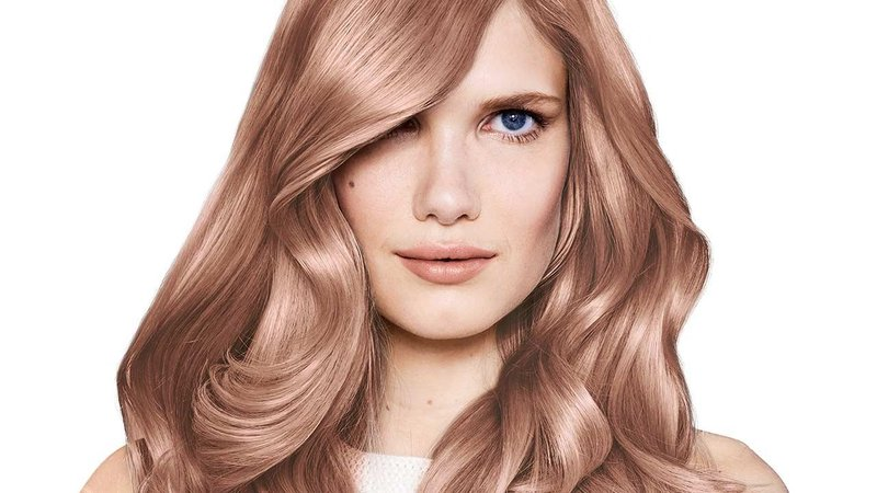 rose blonde