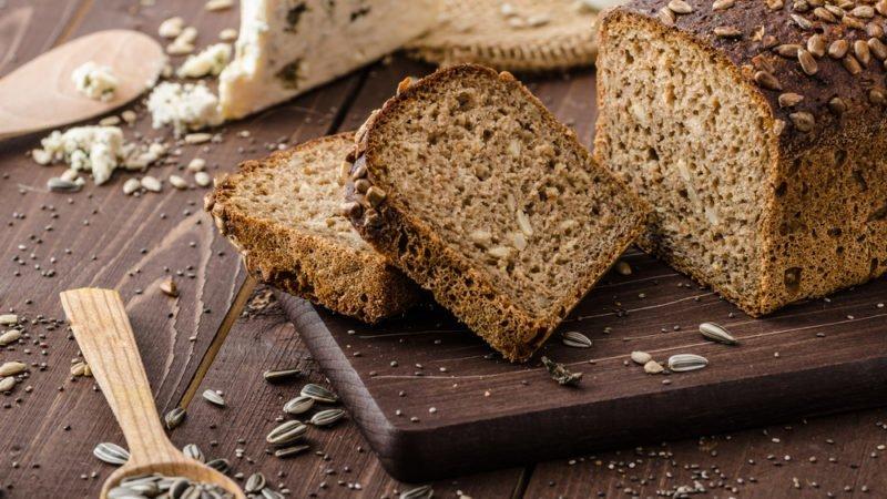 roti gandum, roti biasa