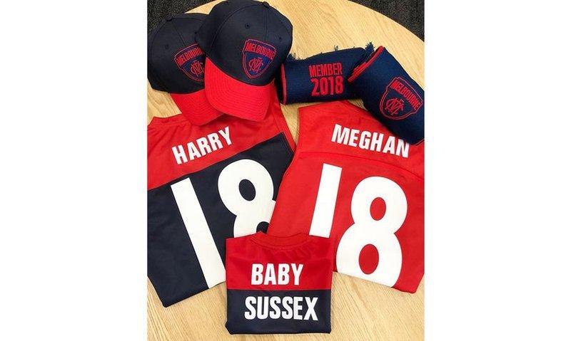 royal baby jersey