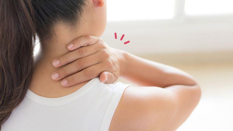 Sakit Leher Sebelah Kanan Ini Penyebab Dan Cara Mencegahnya Orami
