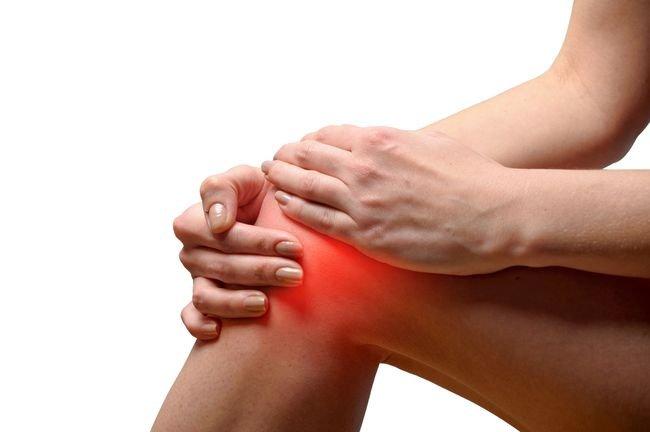 lutut bengkak