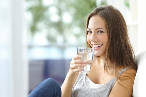 sakit kepala minum air