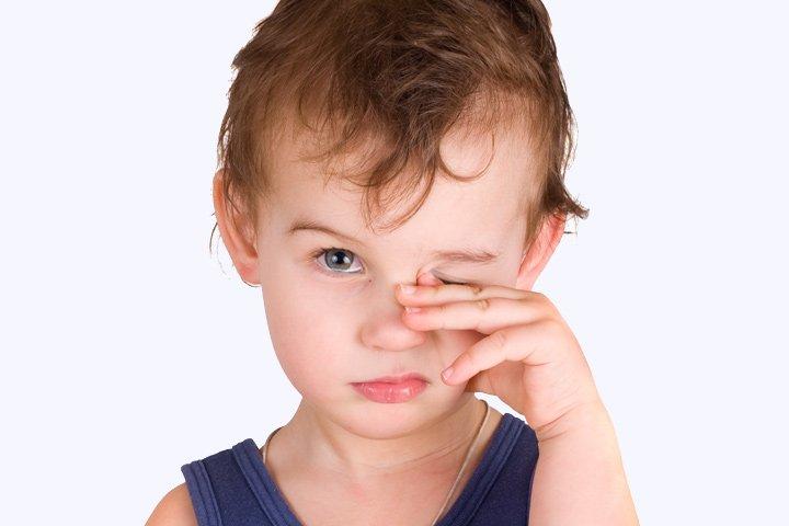 sakit mata pada anak