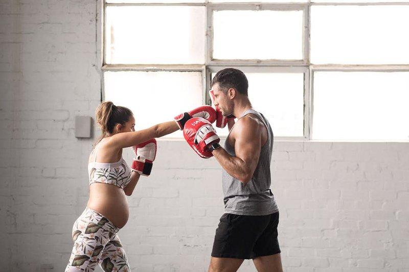 Boxing Saat Hamil, Ini Manfaat dan Hal yang Perlu Diwaspadai!