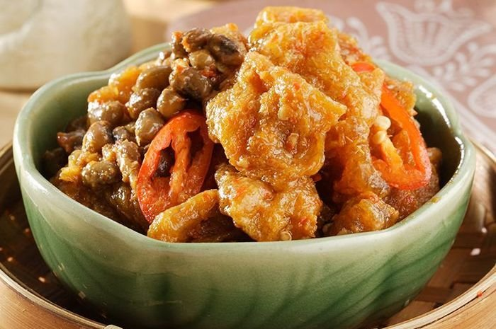 resep sambal goreng krecek