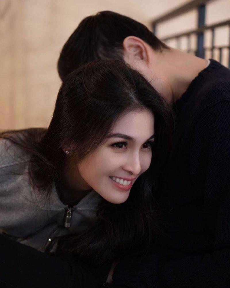Sandra Dewi dan Harvey Moeis