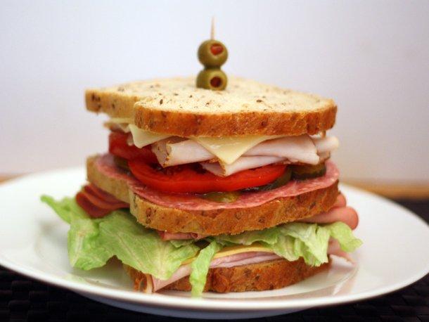 jenis sandwich