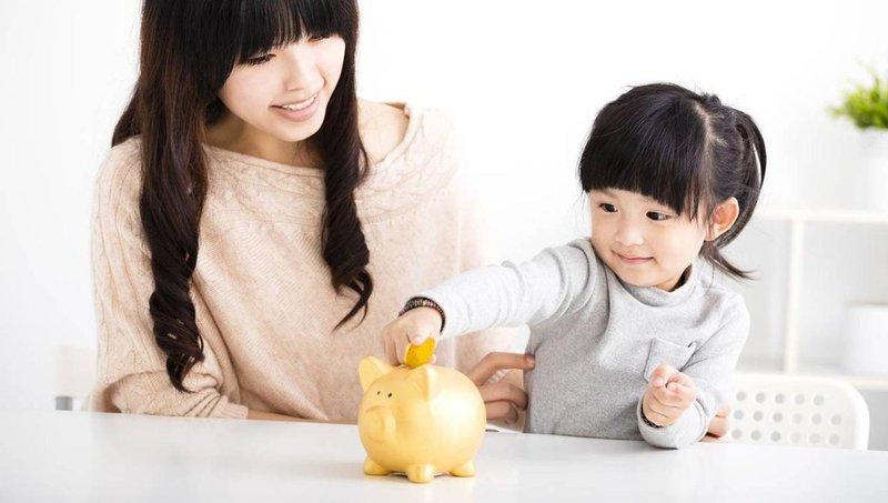 sebenarnya, berapa banyak uang saku yang perlu diberikan pada anak 4