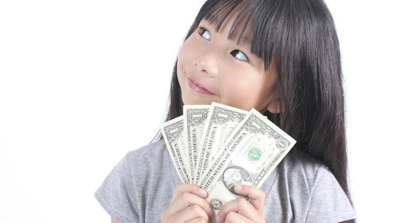 sebenarnya, berapa banyak uang saku yang perlu diberikan pada anak 3