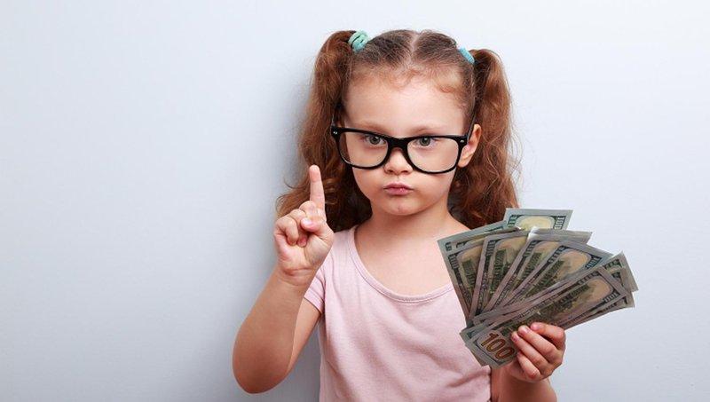 sebenarnya, berapa banyak uang saku yang perlu diberikan pada anak 2