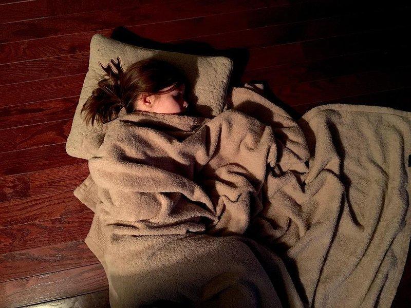 selalu tidur larut malam