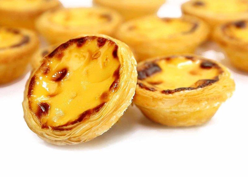 semi finished bakery product portuguese egg tart shell 207