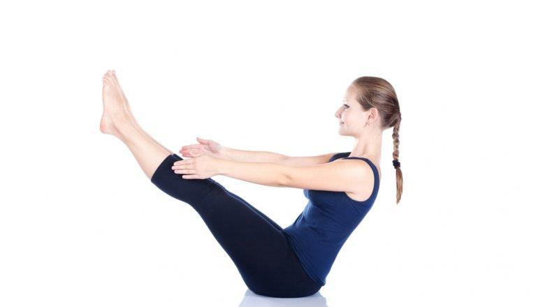 gerakan senam untuk mengecilkan perut