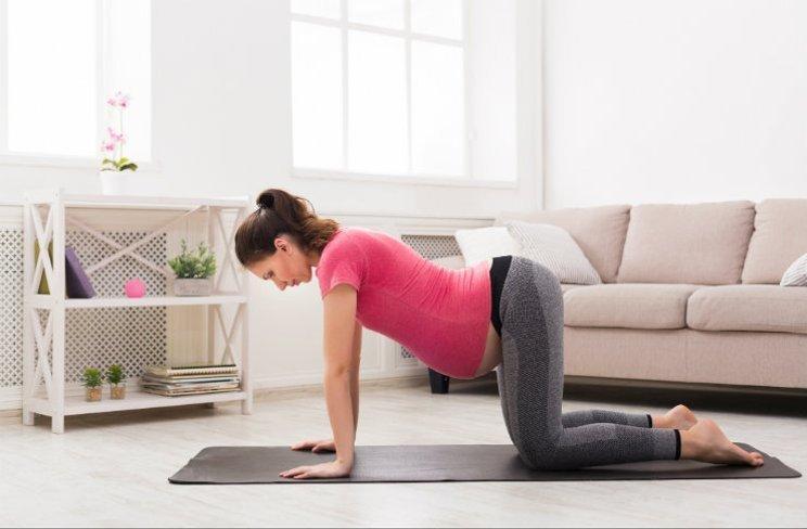 olahraga untuk kehamilan