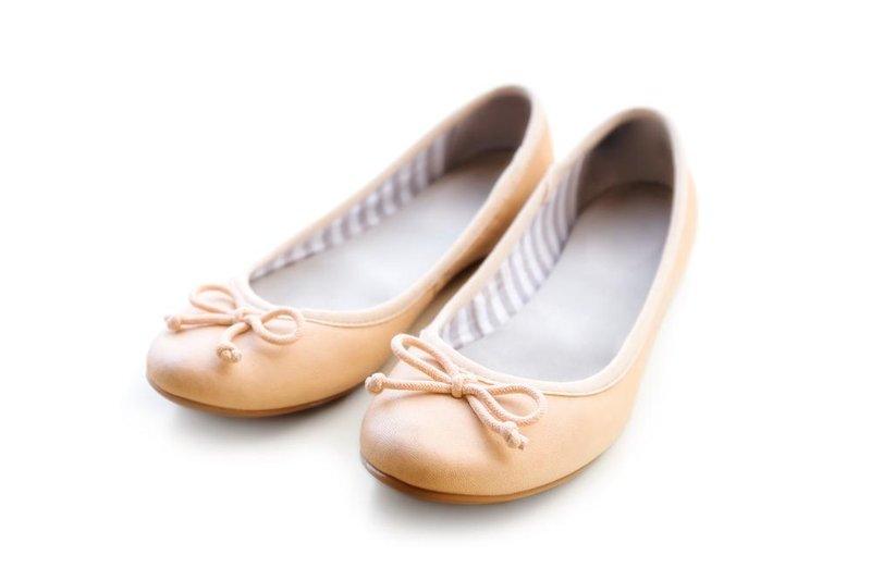 sepatu ballet flats shoes