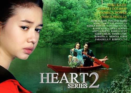 serial heart