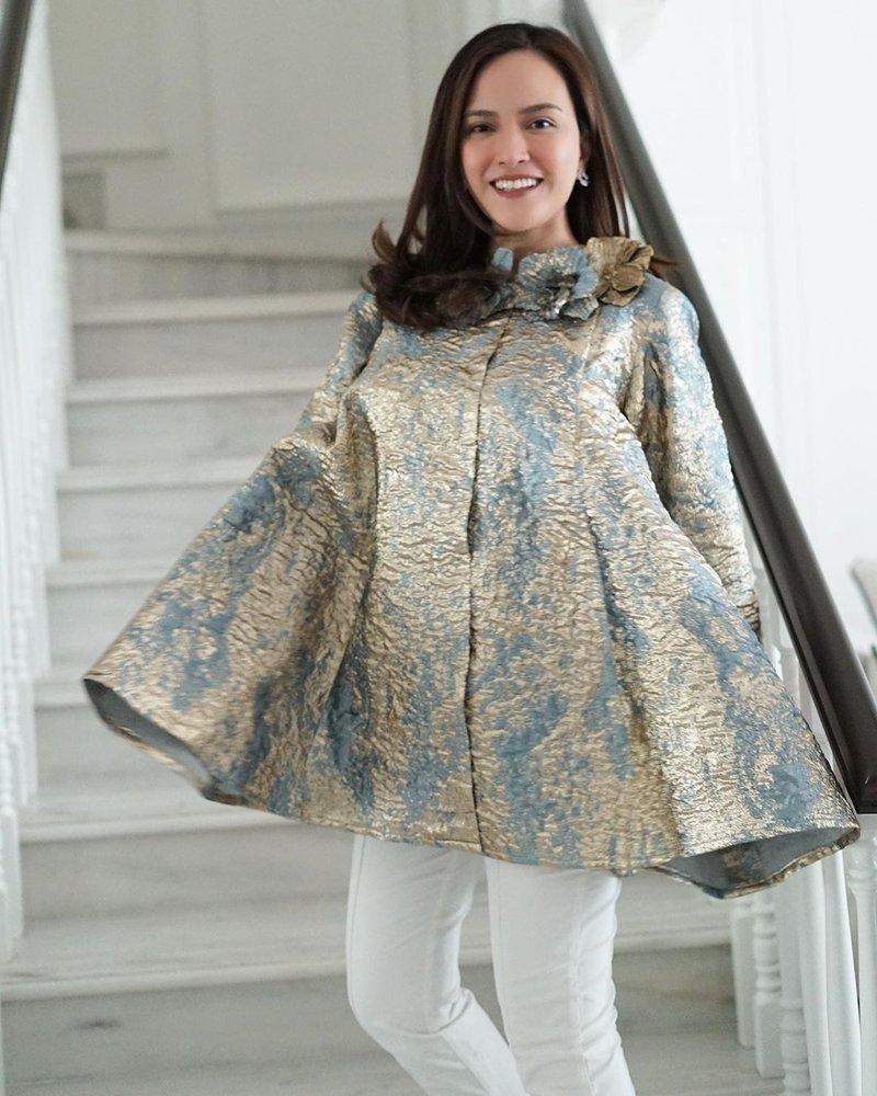 Fashion Mewah Shandy Aulia Selama di Rumah