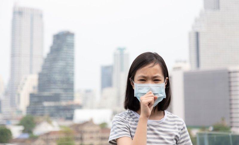 Tips Melindungi Anak dari Bahaya Polusi Udara