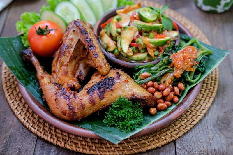 resep ayam taliwang bakar