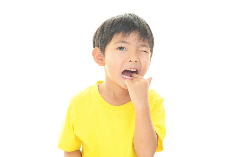 anak sakit gigi