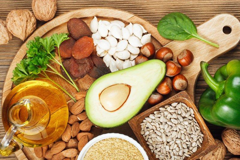 vitamin, vitamin E, kesehatan