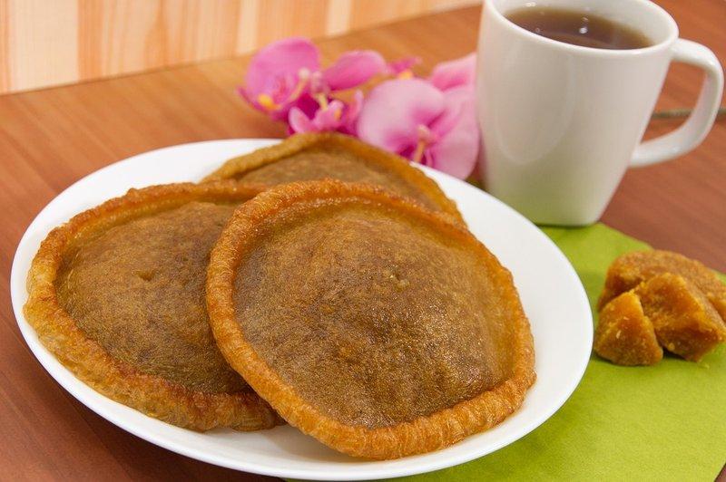 Resep Kue Cucur Gula Merah