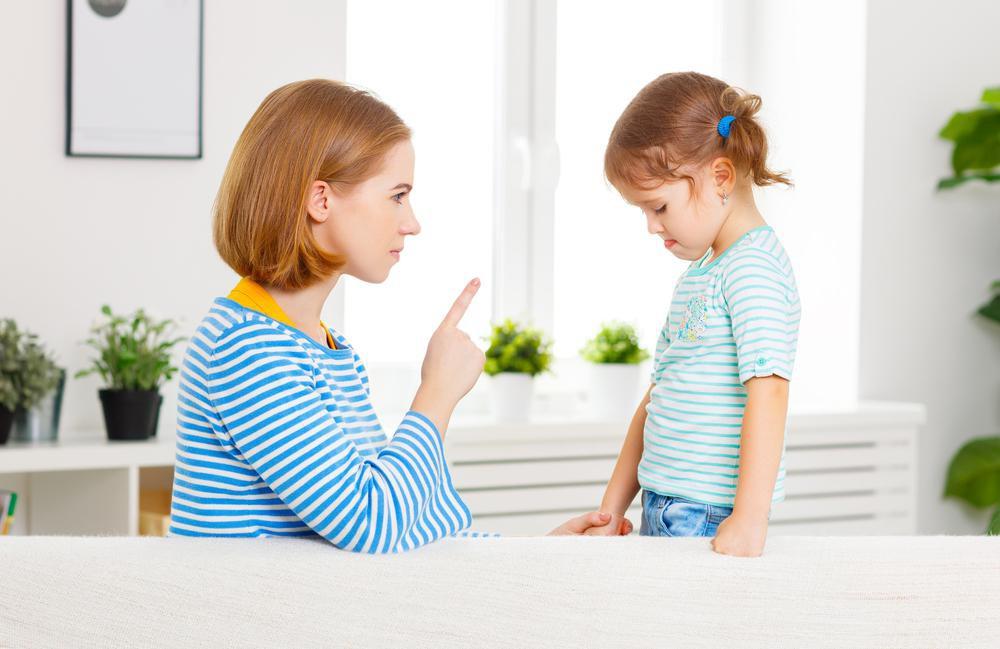 Menegur Anak dengan Meninggikan Suara, Bolehkah?